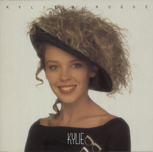 Kylie Minogue Kylie 1988 German vinyl LP 6.26836