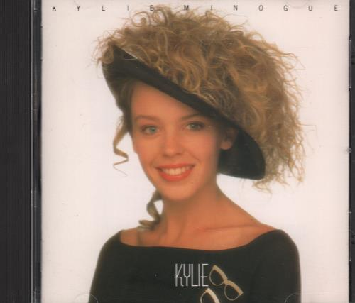 Kylie Minogue Kylie 1988 Austrian CD album 4624562