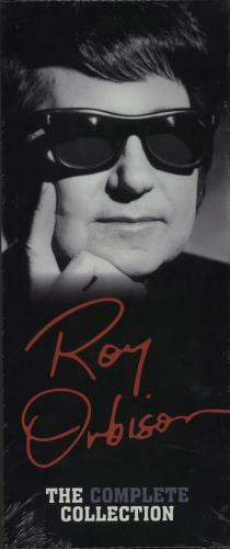 Roy Orbison The Complete Collection 2003 UK box set IM000812