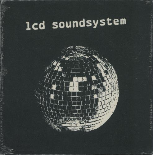 LCD Soundsystem LCD Soundsystem  Sealed 2004 UK 2CD album set DFAEMIDJ2138CD