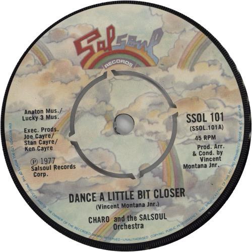 Dance A Little Bit Closer