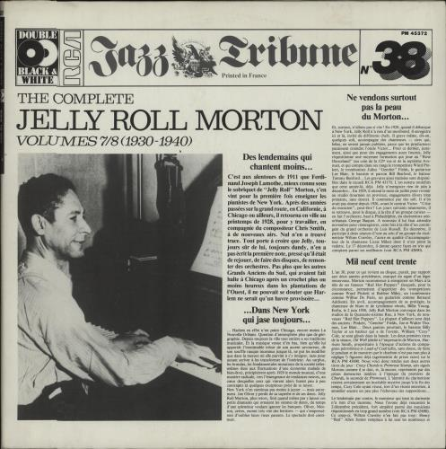 The Complete Jelly Roll Morton