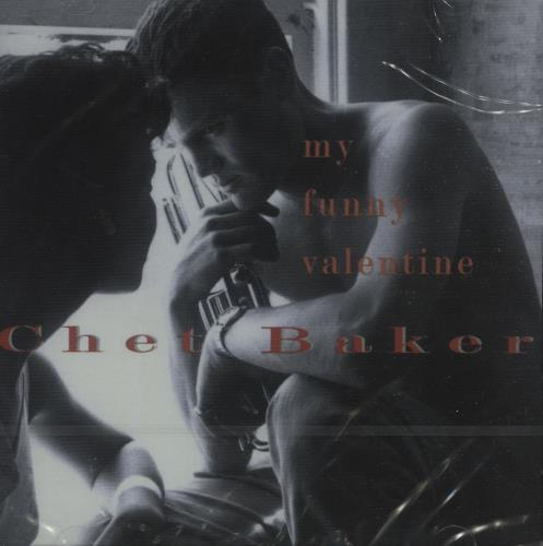 Baker, Chet - My Funny Valentine Record