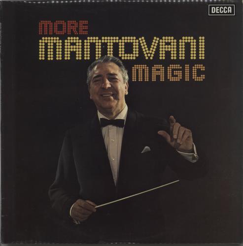 Mantovani - More Mantovani Magic