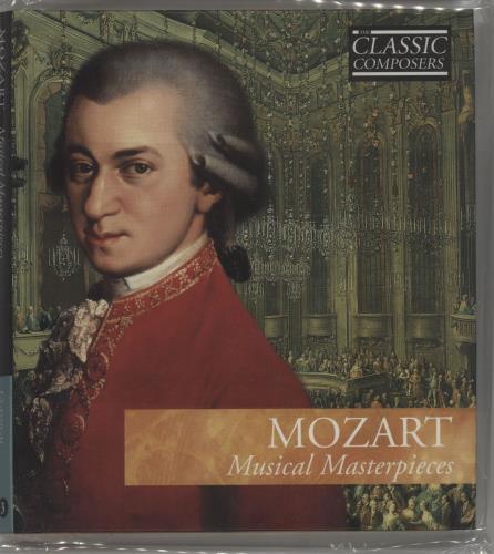 Mozart, Wolfgang Amadeus - Musical Masterpieces