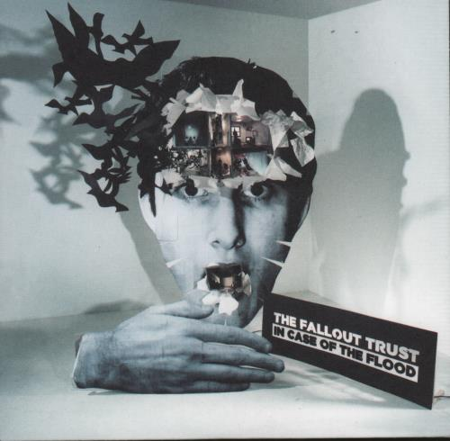 Image of The Fallout Trust In Case Of The Flood 2006 UK CD album FUGITLP1CDDJ