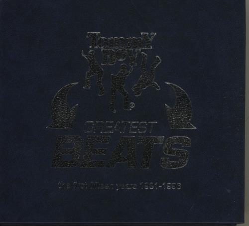 Various-Hip Hop & Rap Tommy Boy\'s Greatest Beats (The First Fifteen Years 1981-1996) 1999 UK 2-CD album set TBCD1121