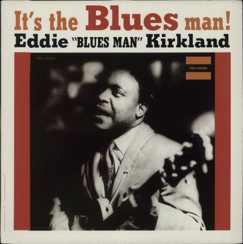 It's The Blues Man