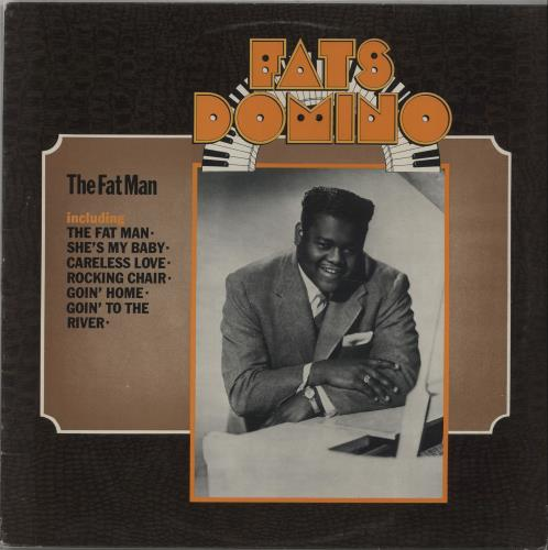 Domino, Fats - The Fats Domino Story Vol. 1 - The Fat Man