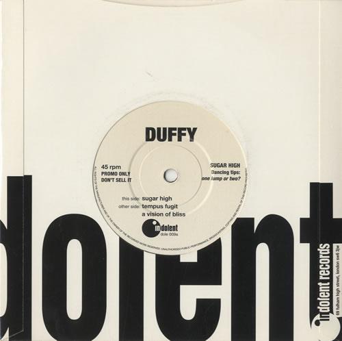 Stephen Tintin Duffy Sugar High 1995 UK 7 vinyl DOLE009
