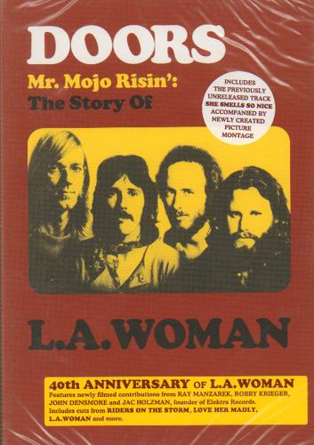 Doors - Mr. Mojo Risin': The Story Of L.a. Woman - Sealed