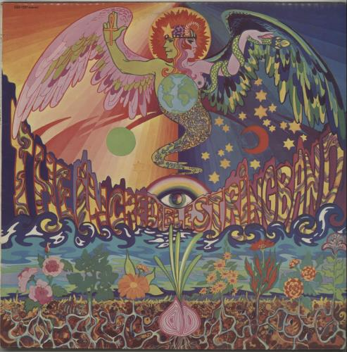 Incredible String Band - The 5000 Spirits - 3rd