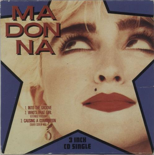 Madonna - Into The Groove - Ex