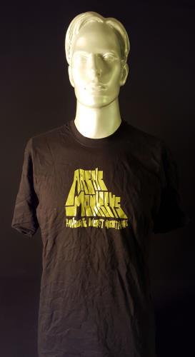 Image of Arctic Monkeys Favourite Worst Nightmare [M] + Memorabilia 2007 UK t-shirt T-SHIRT