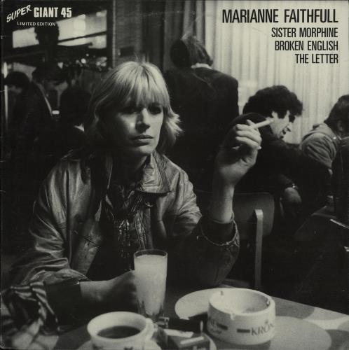 Faithfull,Marianne -  vinyl records and cds