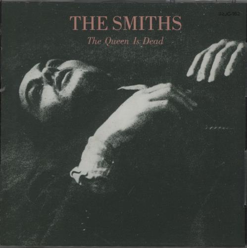 Smiths - The Queen Is Dead Vinyl