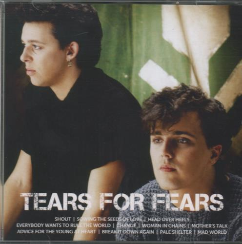 Tears For Fears Icon 2014 USA CD album B0020941-02 lowest price