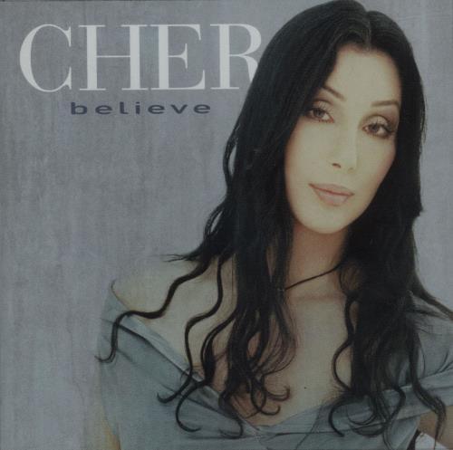 Cher Believe 1998 USA CD album 947121-2 lowest price