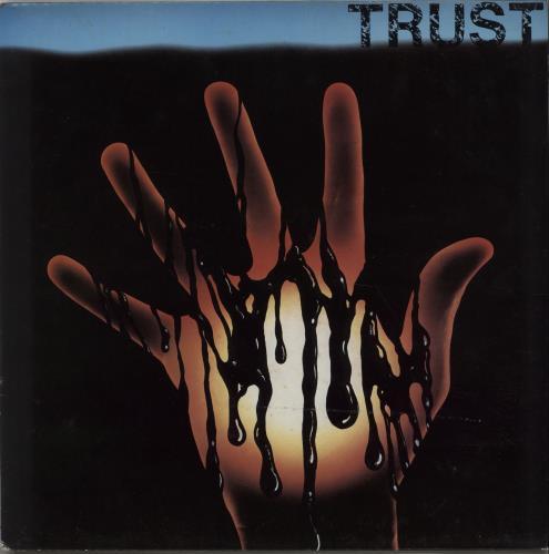 Image of Trust Trust 1979 Dutch vinyl LP CBS83732