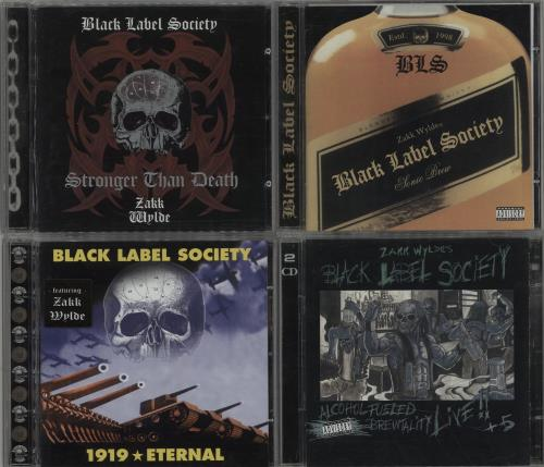 Black Label Society Records, LPs, Vinyl And CDs