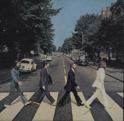 Beatles - Abbey Road - Italy