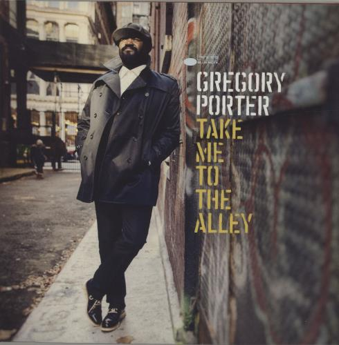 Gregory Porter Take Me To The Alley 2016 Dutch 2-LP vinyl set 0602547814456