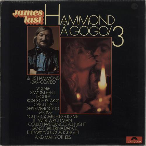 James Last Hammond A Gogo 3 UK vinyl LP 249304