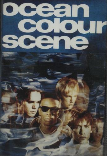 Ocean Colour Scene Quantity of 3 Ocean Colour Scene Cassette Albums UK cassette album QUANTITY OF 3 CASSETTES