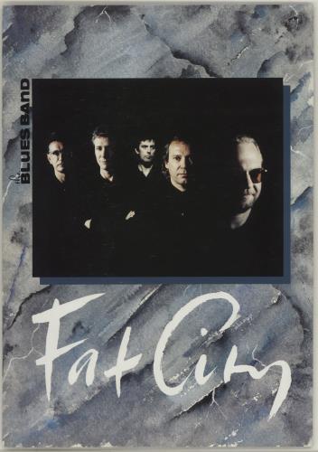 Blues Band - Fat City