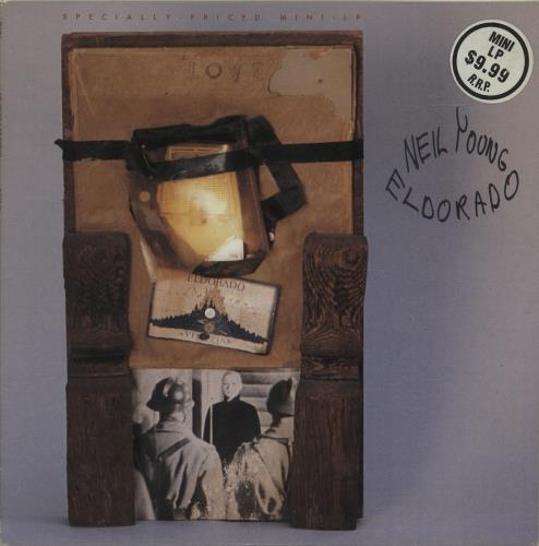 Young, Neil - Eldorado - R.r.p. Stickered Sleeve