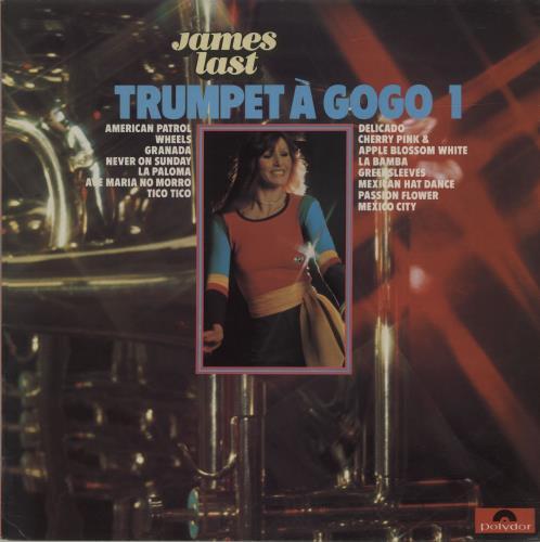 James Last Trumpet A Gogo 1 1970 UK vinyl LP 249040