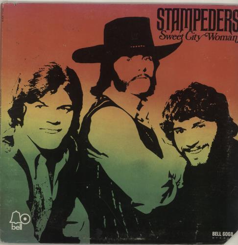 Stampeders - Sweet City Woman CD