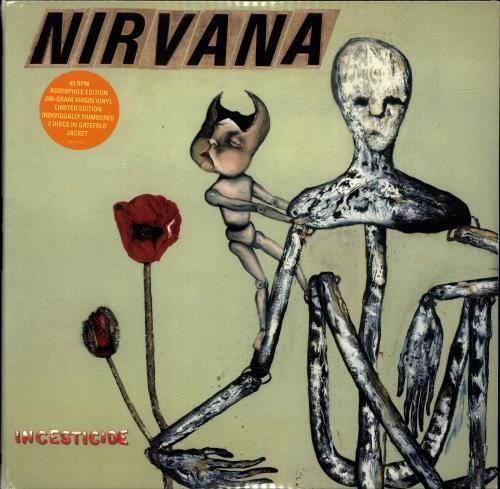 Nirvana (US) - In Utero - 200gm
