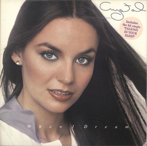 Crystal Gayle When I Dream - Stickered 1978 UK vinyl LP UAG30169