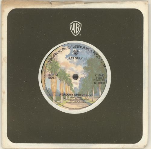 Mud A Groovy Kind Of Love 1977 UK 7\