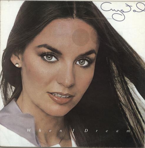 Crystal Gayle When I Dream 1978 Singapore vinyl LP UA-LA858-H
