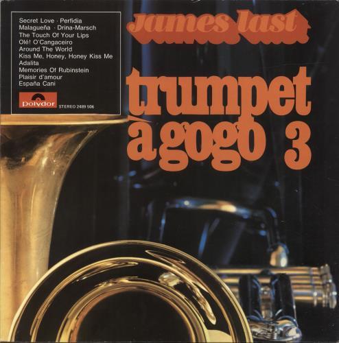 James Last Trumpet A Gogo 3 Dutch vinyl LP 2489506