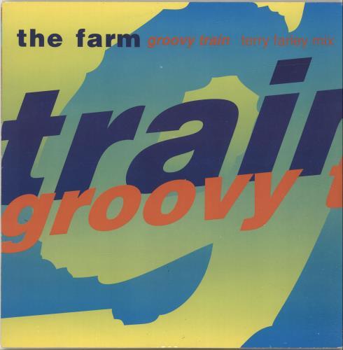 The Farm Groovy Train - Ex 1990 UK 12\