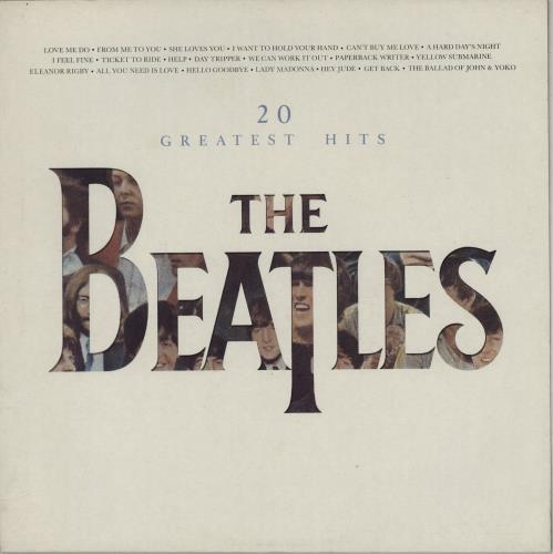 Beatles - 20 Greatest Hits - Ex