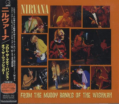Nirvana (US) - From The Muddy Banks Of Wishakah