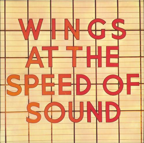Image of Paul McCartney and Wings At The Speed Of Sound 1976 UK vinyl LP PAS10010