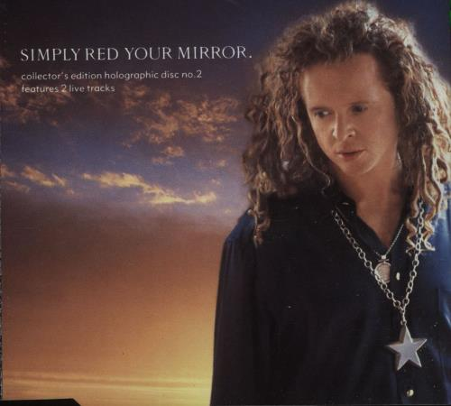 Simply Red - Your Mirror - Studio
