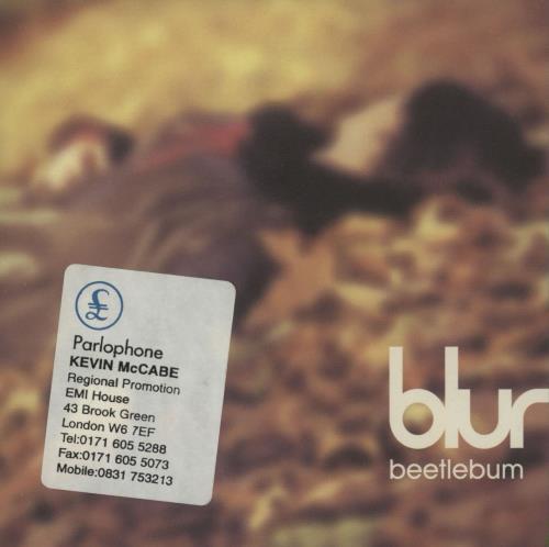 Blur - Beetlebum Vinyl