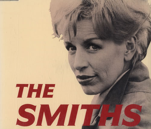 The Smiths Ask 1988 UK CD single RTT194CD
