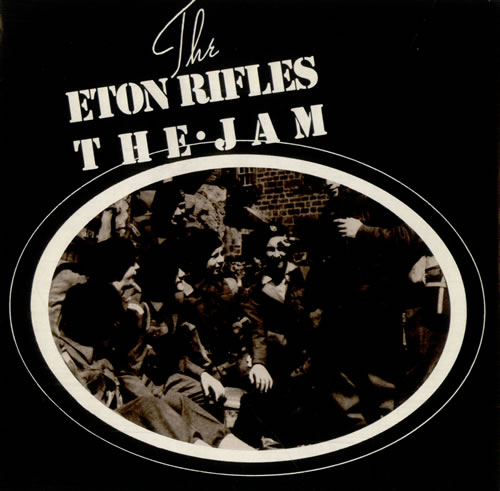 Jam - The Eton Rifles - Card Sleeve