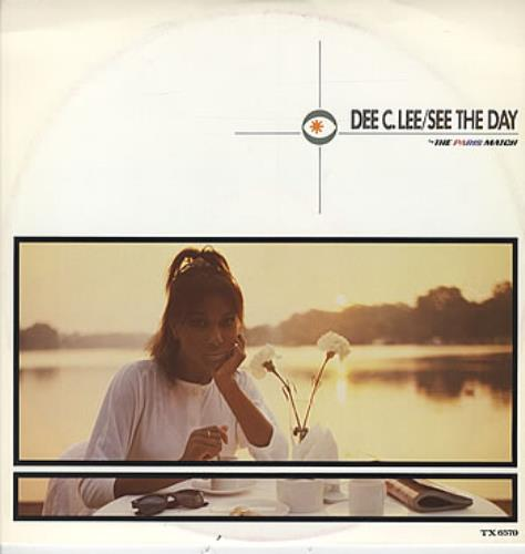Dee C. Lee See The Day 1985 UK 12\