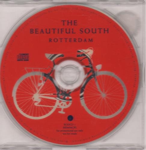 The Beautiful South Rotterdam 1996 UK CD single RODCD1