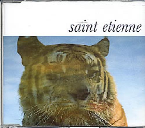 Image of St Etienne Pale Movie 1994 UK CD single HVN37CD