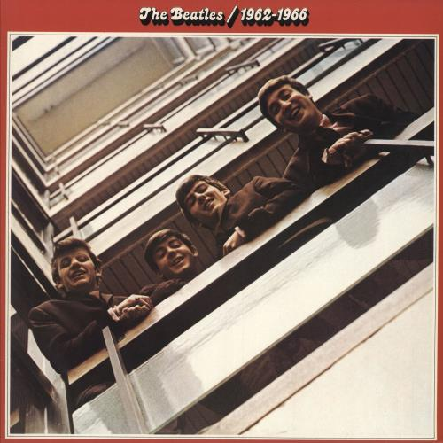 The Beatles The Beatles  19621966  1st 1973 UK 2LP vinyl set PCSP717