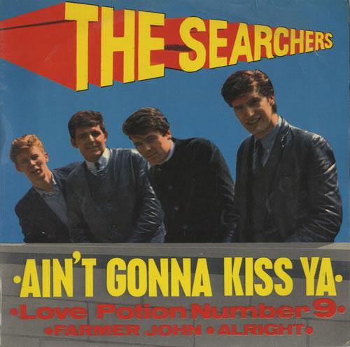 Searchers - Ain't Gonna Kiss Ya Ep
